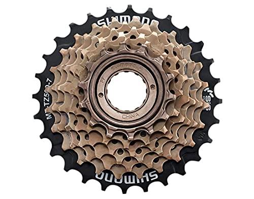 BMC-world | Shimano MF-TZ500, corona dentata, 7 velocità, ruota libera libera per bicicletta, bicicletta elettrica, Pedelec