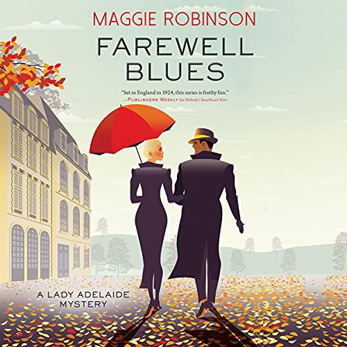 Farewell Blues cover art
