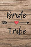 Bride Tribe Boho Arrow composition notebook; Gift for Bridesmaids, Bridal Party,...