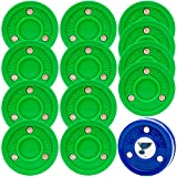 Green Biscuit Green 12 Pack Passers, Smart- NHL Puck/GB Sticker