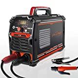 Jacazooy Welder 110v/220v ARC TIG Welding Machine 160Amp Stick MMA IGBT Digital Smart VRD Hot Start Welders