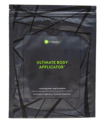 It Works Ultimate Body Applicator - 4 Wraps