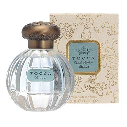 トッカ(TOCCA) オードパルファム ビアンカの香り 50ml(香水 海を眺めながらのティータイムのようなグリーン...