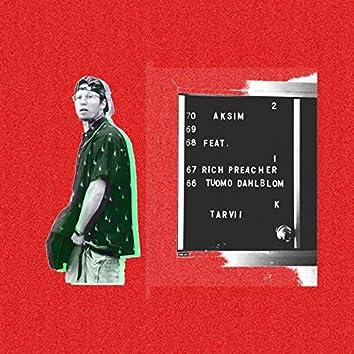 Tarvii (feat. Rich Preacher & Tuomo Dahlblom)