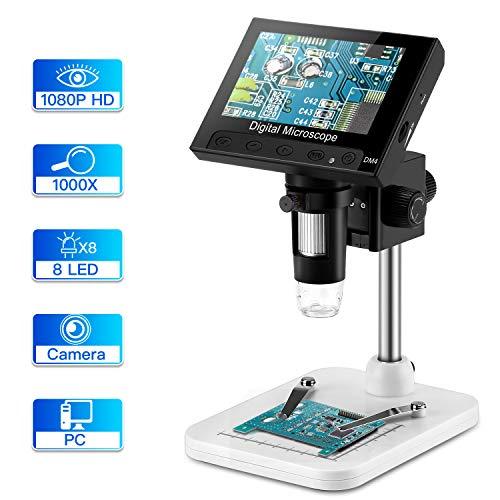 Microscopio Digital Usb  marca Elikliv