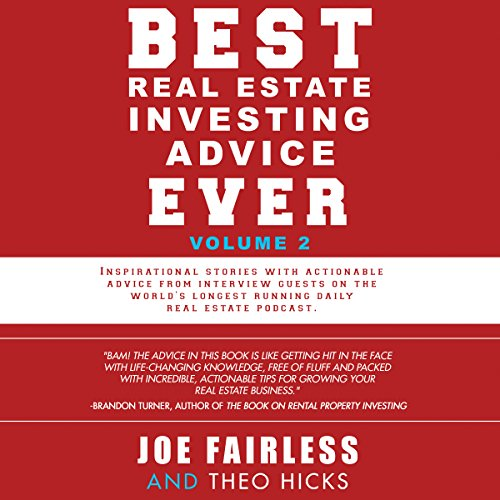 Real Estate Investing Books! - Best Real Estate Investing Advice Ever, Volume 2
