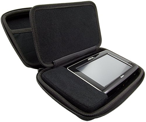 ChargerCity Extra Large Hard Shell Carry Case for Tomtom 4.3, 5 & 6' GPS GO 50 51 52 60 61 65 500 520 600 620 Via 1505 1535 1625 1635 XXL 4FC54 4FC64 4et03 4et04 4et05 4en42 4en52 4en62 GPS