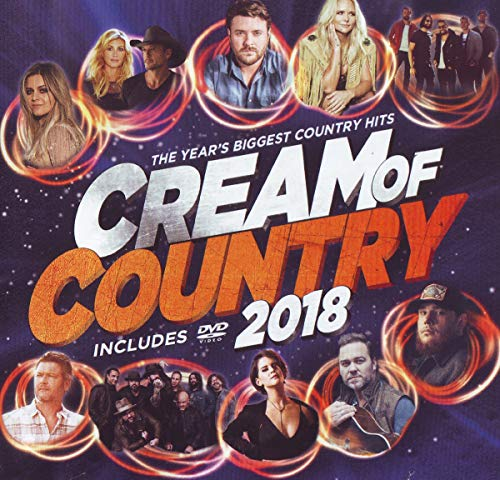 Cream Of Country 2018 / Various