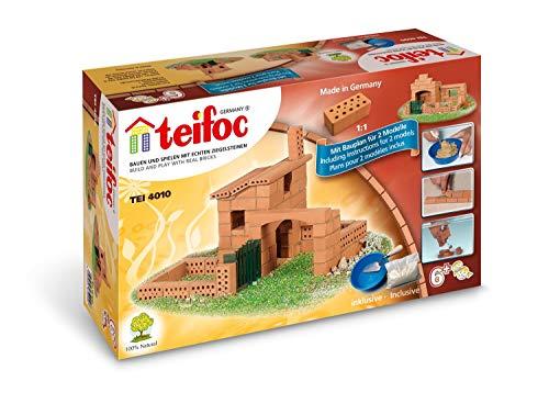 Teifoc Construction Briques - T4010 - Maison