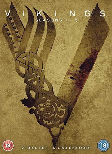 DVD1 - Vikings Seasons 1-5 (1 DVD)