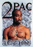 2pac - Gun - Musikposter Tupac Shakur Rap Hiphop 2Pac RIP