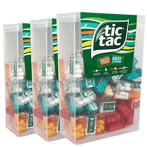 3x Tic Tac Lilliput 60er 228g