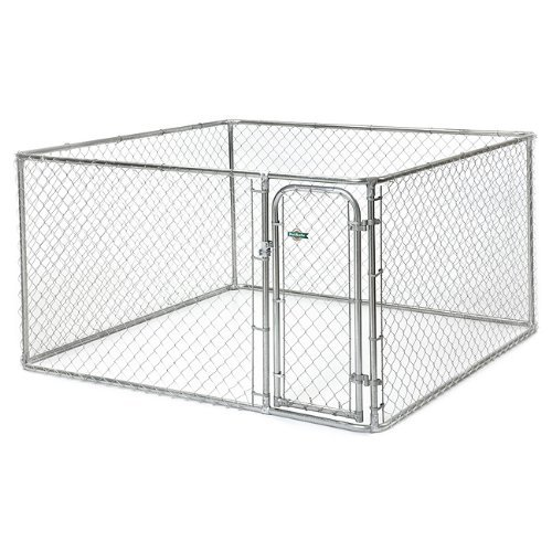 PetSafe Boxed Kennel, 7-1/2-Foot-by-7-1/2-Foot-by-4-Foot