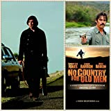 8-HO7E35 No Country for Old Men 35cm x 35cm,14inch x 14inch