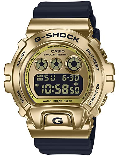 Casio G-Shock Men's GM6900G-9 Digital Watch Gold