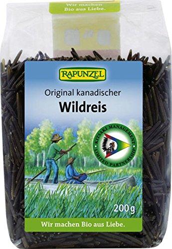 Bio Wildreis natur (4 x 200 gr)