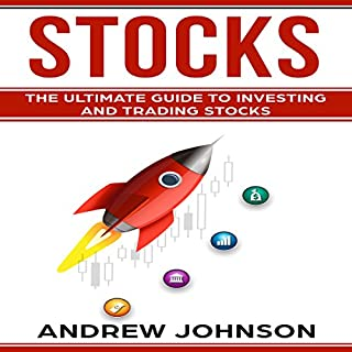 Stocks: The Ultimate Guide to Investing and Trading Stocks cover art