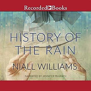History of the Rain cover art