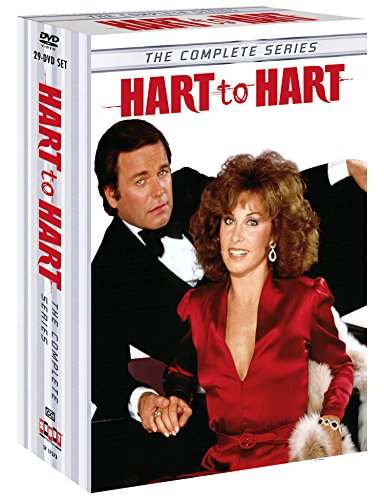 Hart to Hart: The Complete Series [DVD]
