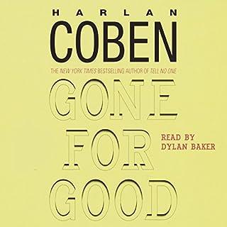 Gone for Good audiobook cover art