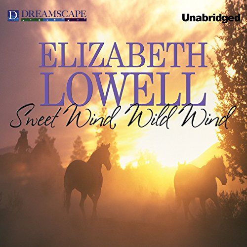Sweet Wind, Wild Wind audiobook cover art