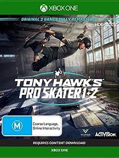 Tony Hawk's Pro Skater 1 & 2 - Xbox One (B088HGBYBX) | Amazon price tracker / tracking, Amazon price history charts, Amazon price watches, Amazon price drop alerts