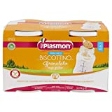 Plasmon Biscottino Granulato senza Glutine, 2 x 374g