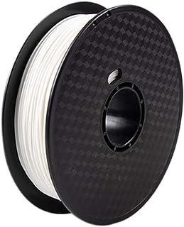 Tesseract 2.85mm PLA Premium Plus White Filament (1 KG Spool)