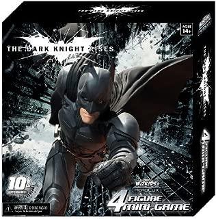 The Dark Knight Rises 4 Figure Mini-game Heroclix Wizkids 10th Anniversary by HeroClix