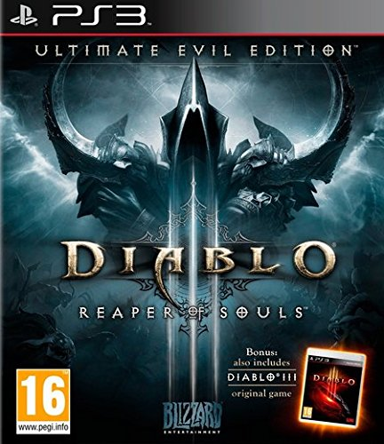 Blizzard EntertainmentDiablo III Reaper of Souls Ultimate Evil Edition (PS3)