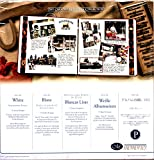 The Creative Memories Collection White Scrapbook Refill Pages 12' X 12' (2004 Discontinued ORIGINAL SIZE)