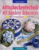 Artischockentechnik. Mit Bändern dekorieren. Tisch- und Raumschmuck. Schachteln