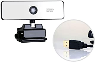 YIJ-YIJ Webcam with Microphone, Desktop HD 1080P Webcam,Computer Laptop Camera for Conference and Video Call, Face Cam wit...