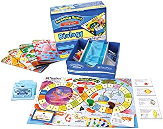 NewPath Learning 24-9007 Biology Review Curriculum Mastery Game, High School, Class Pack