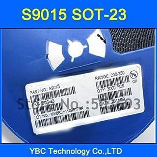 MAO YEYE 200pcs/lot SMD S9015 M6 S9015M6 Triode Transistor SOT-23