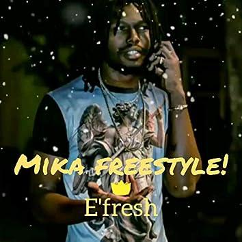 Mika Freestyle