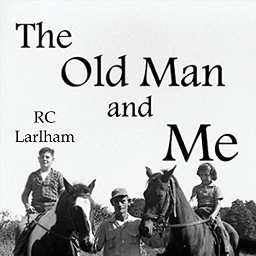 The Old Man and Me audiobook cover art