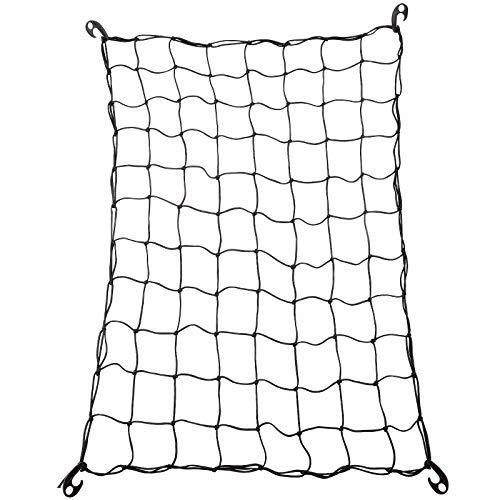 INFILM Flexibles Netz, Rankgitter für Wachstumszelte, 91 x 122 cm, mit 8 Haken, Kletterpflanzen