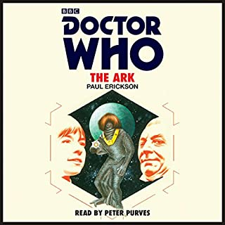 Doctor Who: The Ark cover art