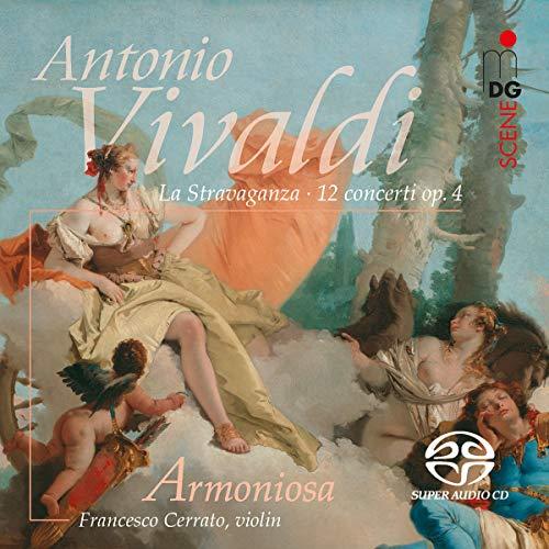 Vivaldi: La Stravaganza Op 4