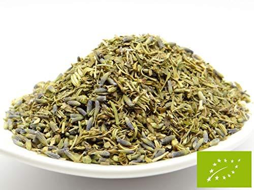 pikantum Bio Kräuter der Provence | 250g | grob gerebelt | französische Gewürzmischung | Herbes de Provence