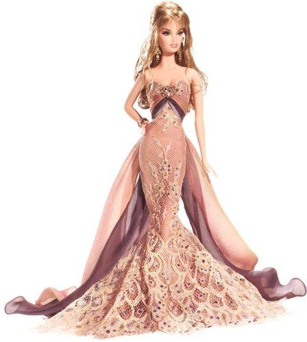 Barbie Collector 2007 GOLD Label - CHRISTABELLE Doll (japan import)