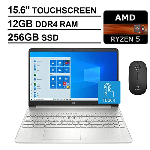 2020 Newest HP Pavilion 15.6 Inch Touchscreen Laptop with...