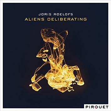 Aliens Deliberating (feat. Matt Penman, Ted Poor)