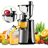 Best Masticating Juicers - Wide Chute Slow Masticating Juicer Picberm PB2210B Cold Review
