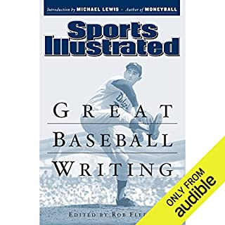Great Baseball Writing cover art