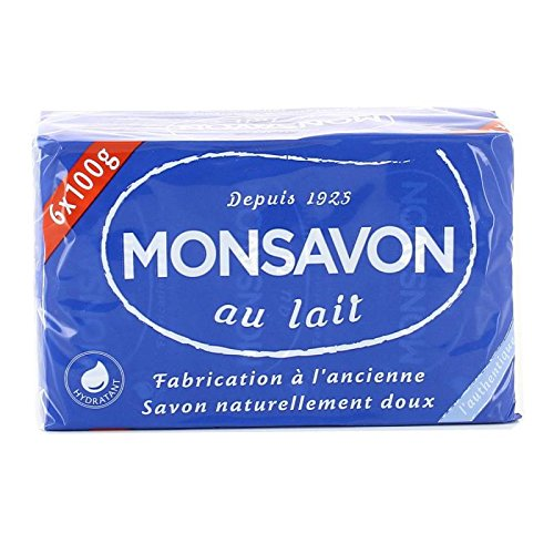 Monsavon L'Authentique Seife, 6 x 100 g
