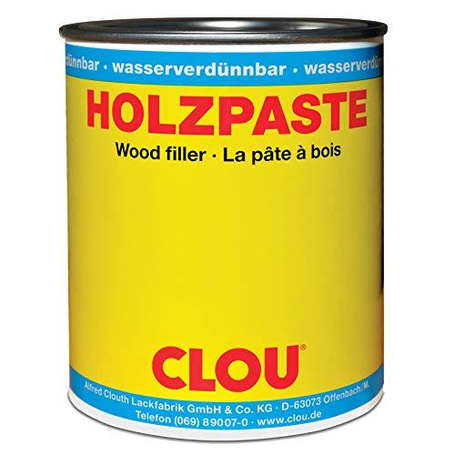 CLOU Holzpaste wasserverdünnbar 2 fichte 1,25 kg