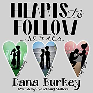 Hearts to Follow Series (#1-3) audiobook cover art