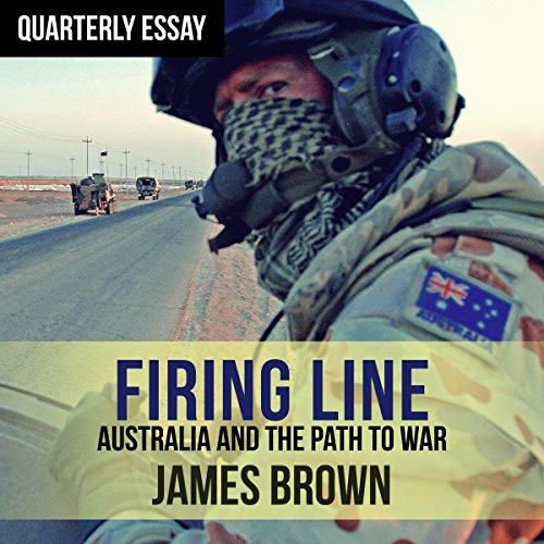 Quarterly Essay 62 audiobook cover art